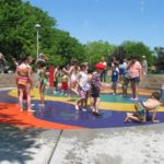 Summer Fun at Cool Spraygrounds