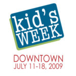 First Annual Downtown Kid's Week