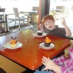 Halloween Treats at Freeport Bakery