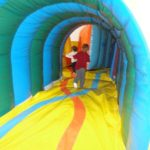 Family Night at Bouncetown