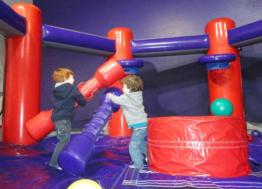 Ultimate Bouncing Fun at BounceU