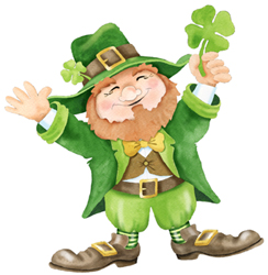 Image result for Leprechauns  Clip Art