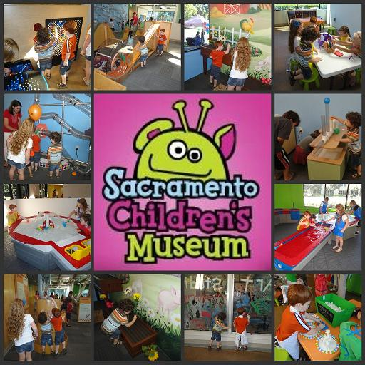 Sneak peak of the new Sacramento Children's Museum