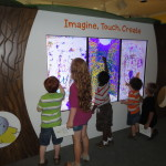 Story Trail and Tot Land at the Crocker