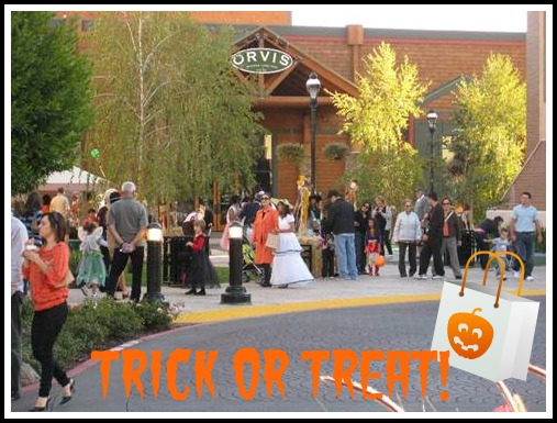 Where to take your kids for safe trick-or-treating in Sacramento