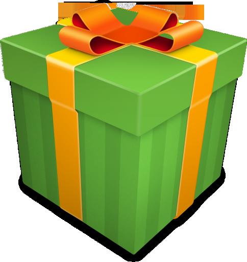 christmas_gift_-_green