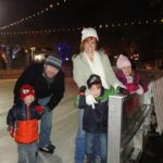 Family Night at Downtown Ice Rink