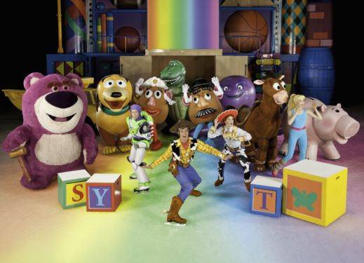 Disney On Ice TOY STORY Giveaway