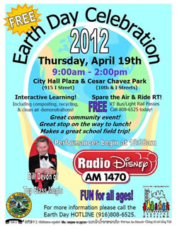 Earth Day Celebration 2012