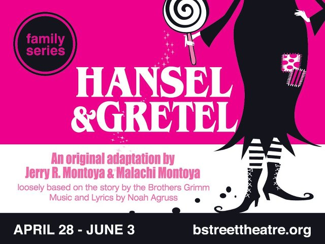 Hansel & Gretel at B Street Theatre