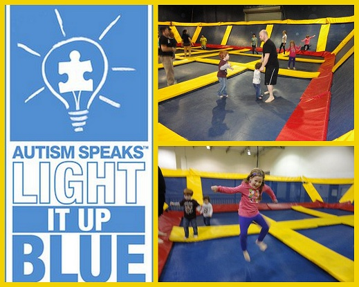 Jump for Autism at Sky High