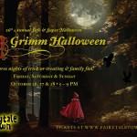 Fairytale Town Halloween Giveaway
