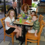 Togo's for Family Dinner and $100 Giveaway