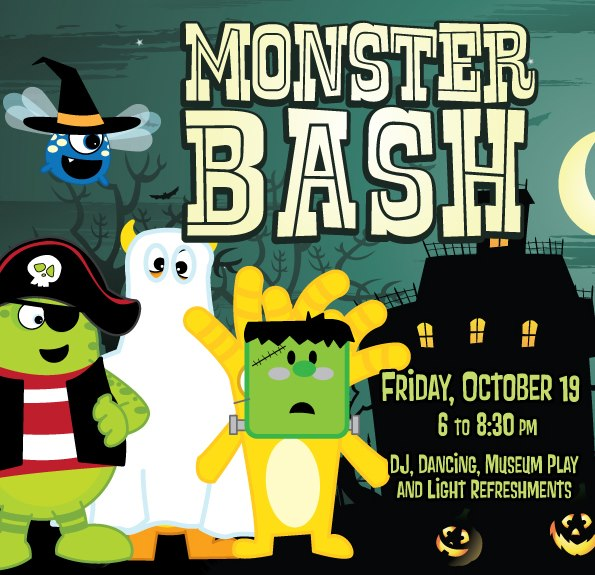 Monster Bash Giveaway