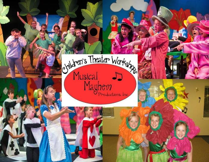 Children's Theater Weekend Workshop Giveaway
