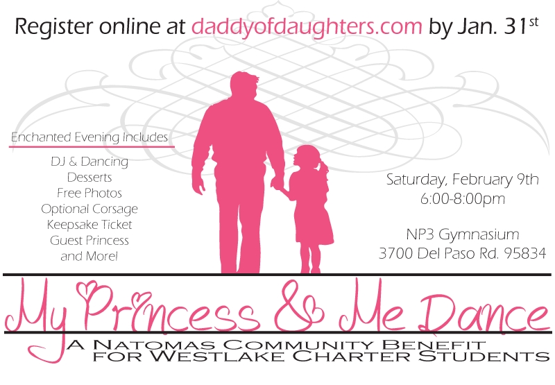 My Princess & Me Dance in Natomas