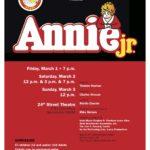 Annie Jr. Giveaway