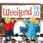 Weekend Top 10: September 18th – 20th