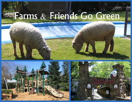 Win a Family Fun Pack to Farms & Friends!