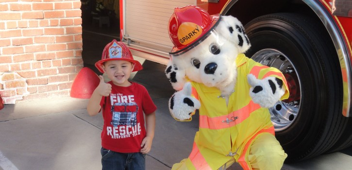 Fire Station Open Houses starts this Saturday