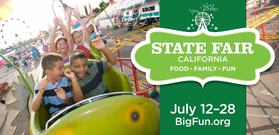 California State Fair Giveaway