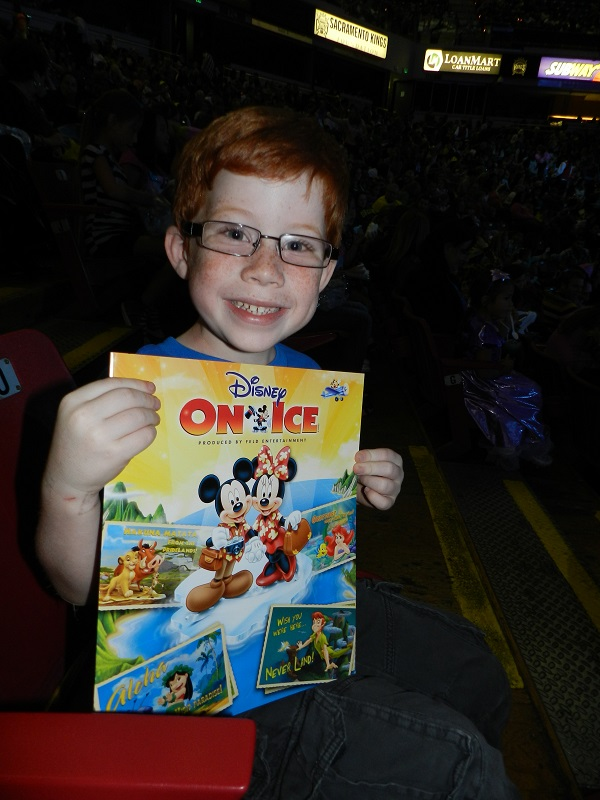 Thumbs up for Disney on Ice: Passport To Adventure