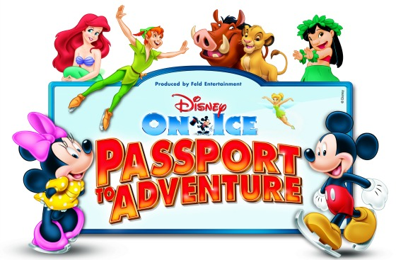 Disney on Ice: Passport to Adventure [Ticketmaster Deal]