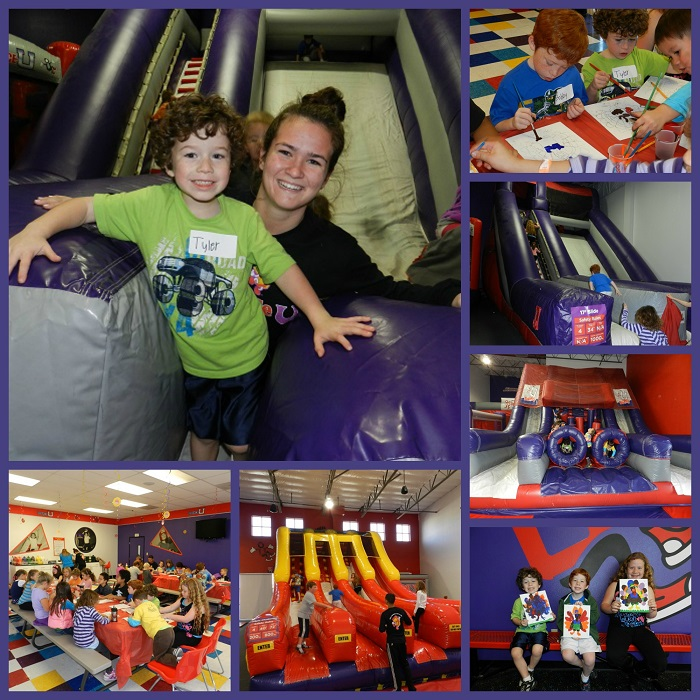 BounceU Camp Review and Black Friday Drop & Shop