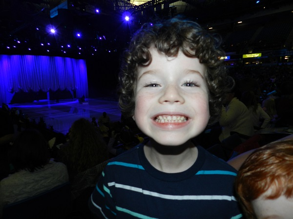 Review: Disney on Ice Rockin' Ever After