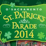 St. Patrick's Day Parade in Old Sacramento
