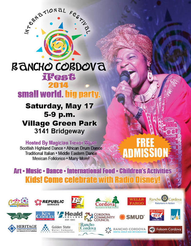 Free International Festival in Rancho Cordova