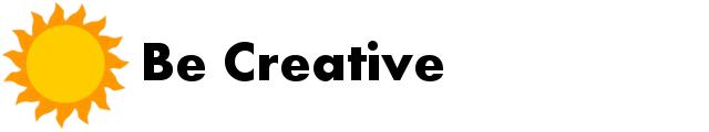 BeCreative