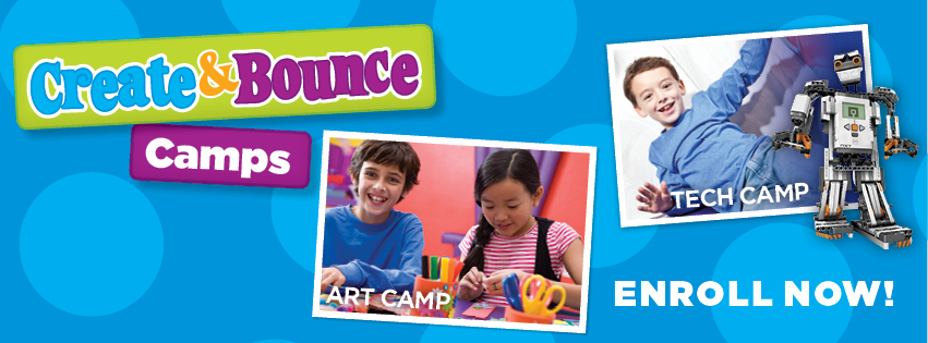 BounceU Create & Bounce Camps 2014 [Discount]