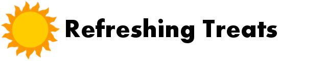 RefreshingTreats