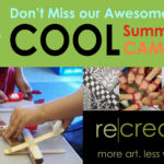 Win 2 Days of ReCreate Summer Camp