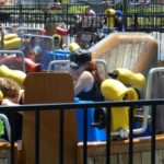 Try the brand new Tsunami Soaker at Six Flags