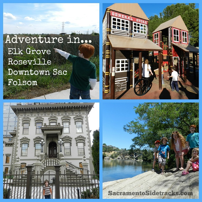 Find Adventure in 4 Local Neighborhoods