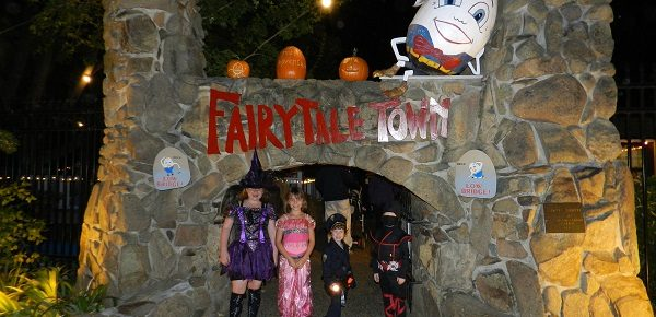 Win a Family 4-Pack to Fairytale Town's Safe & Super Halloween