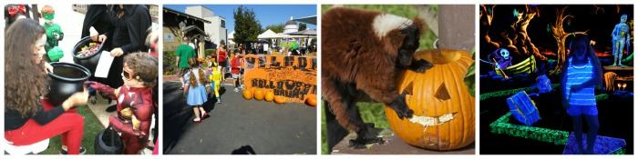 Fairytale Town Safe & Super Halloween, 20th Annual Halloween Haunt at Safetyville, Boo at the Zoo, Monster Mini Golf