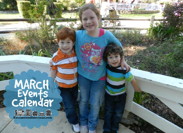 Fun Things to do in March!