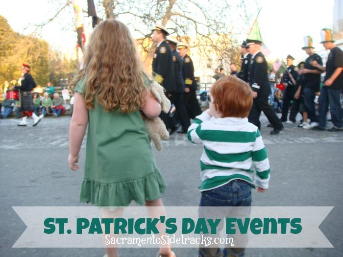 Celebrate St. Patrick's Day 2015