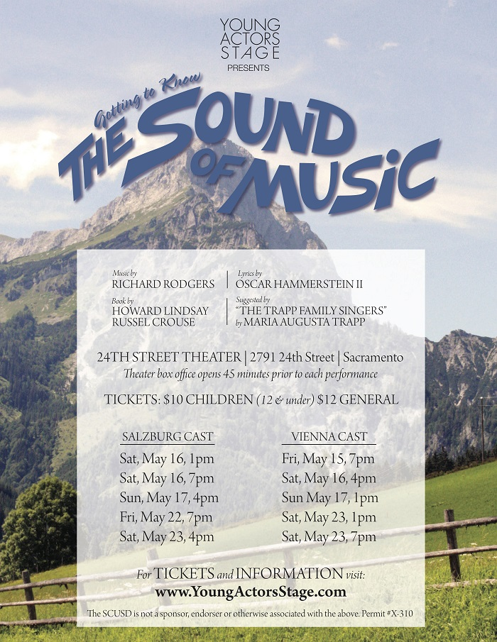 Win a Family 4-Pack of Tickets to The Sound of Music!