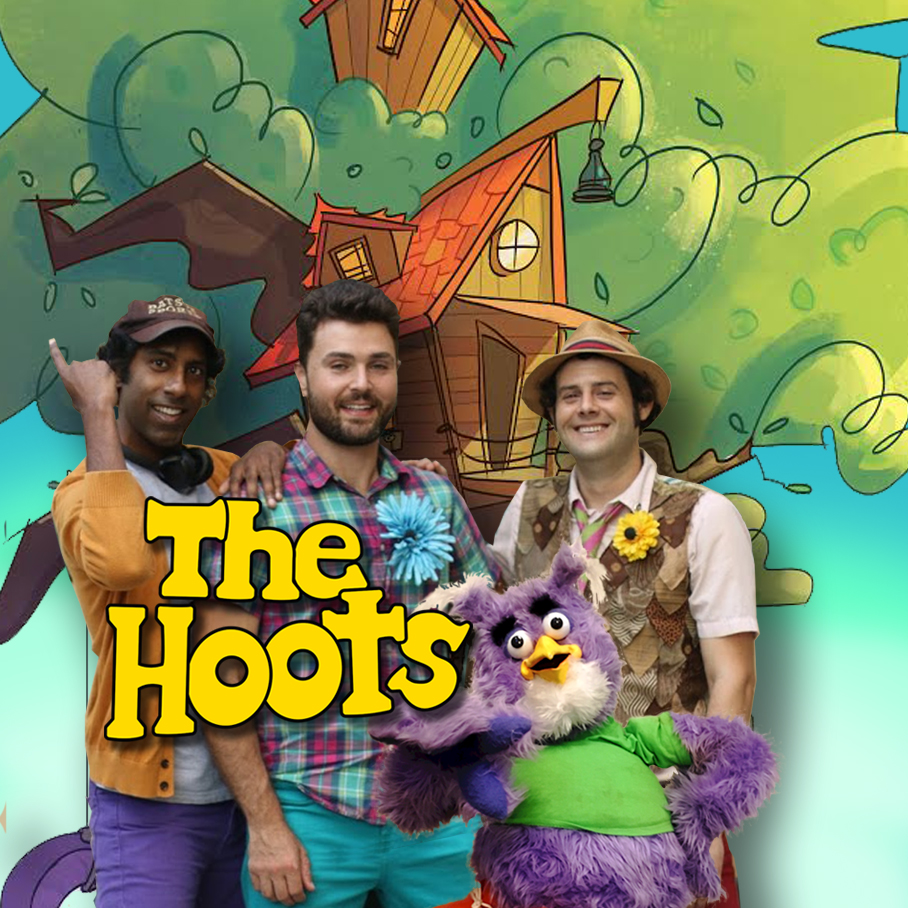 The Hoots Giveaway: Win a CD or a Concert for Your School