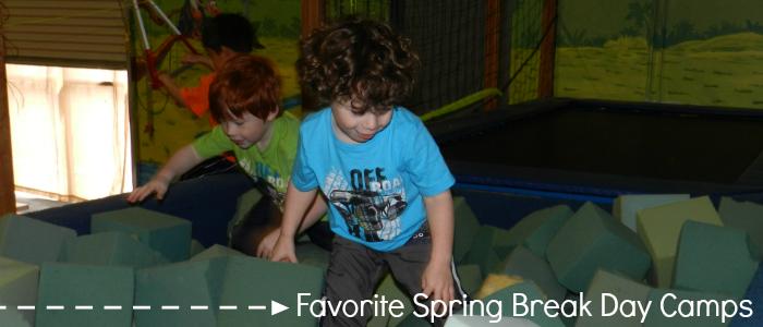 Spring Break Day Camps