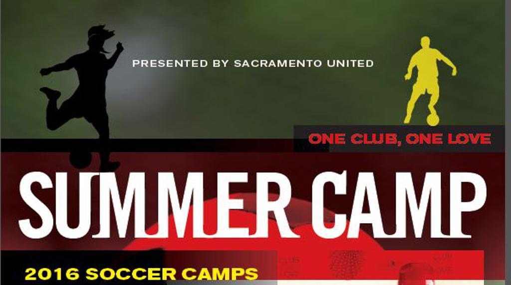 Summer camp spotlight sac united soccer sacramento for Summer camp northern california