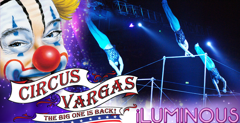 Circus Vargas Giveaway