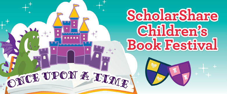 ScholarShare Children's Book Festival Giveaway