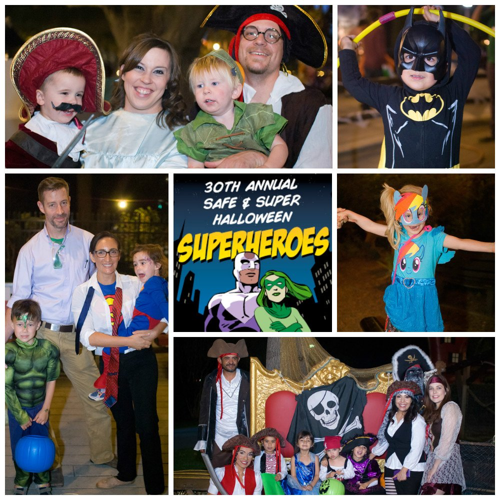 Fairytale Town's 30th Annual Safe & Super Halloween