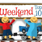Weekend Top 10: April 22nd – 23rd
