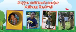 Sutter Children's Center Wellness Festival @ Fairytale Town | Sacramento | California | United States